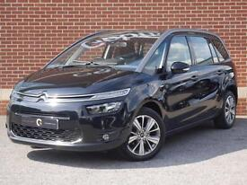2014 14 Citroen Grand C4 Picasso 1.6 e-HDi Airdream Exclusive 5dr