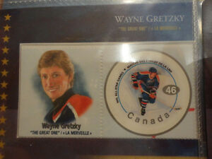 Brand New 3 Packs of NHL Stamp Cards & Canadiens 100 yrs. Pack Kitchener / Waterloo Kitchener Area image 3