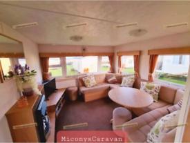 Caravan to rent at Sandy Bay