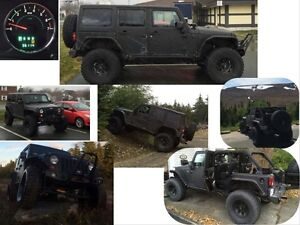 2012 Jeep Wrangler Rubicon Unlimited