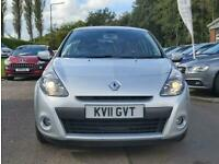 2011 Renault Clio 1.6 INITIALE TOMTOM VVT 5d 111 BHP Hatchback Petrol Automatic