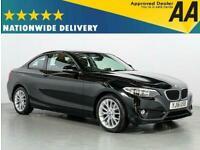 2016 BMW 2 Series 2.0 218D SE 2d 148 BHP Coupe Diesel Automatic