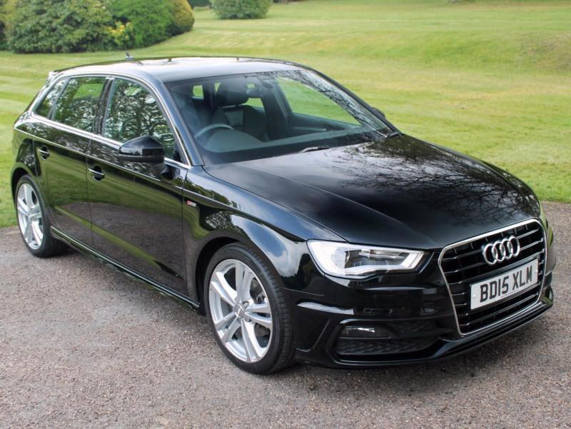 2015 15 audi a3 sportback 2 0tdi s line 5dr in huddersfield west yorkshire gumtree. Black Bedroom Furniture Sets. Home Design Ideas