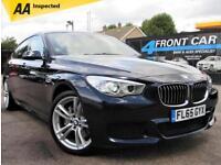 2015 BMW 5 SERIES 520D 2.0 M SPORT GRAN TURISMO DIESEL AUTOMATIC HATCHBACK DIESE