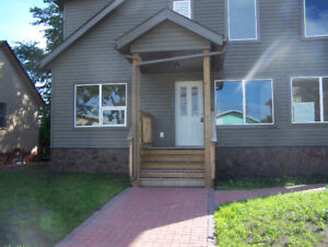 Upstairs suite in lovely renovated home in Vegreville