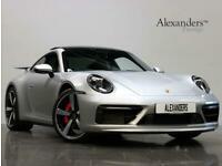 2020 Porsche 911 3.0T 992 Carrera S PDK (s/s) 2dr Coupe Petrol Automatic