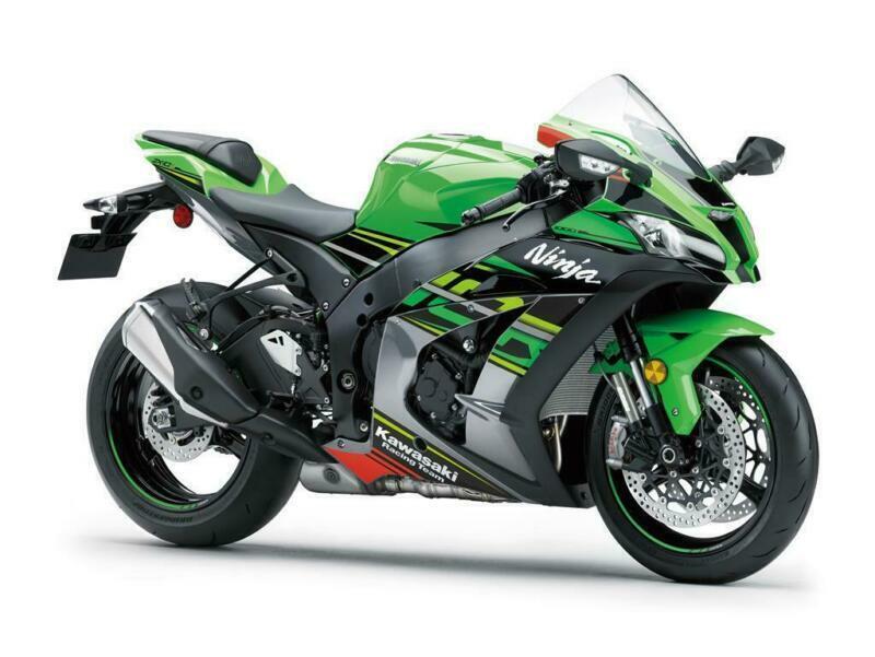 Kawasaki Zx 10r Ninja Zx10r Supersport Krt Edition In Reading Berkshire Gumtree