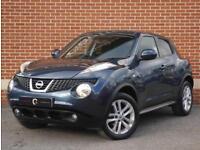 2013 63 Nissan Juke 1.5 dCi Acenta Premium 5dr (Blue, Diesel)