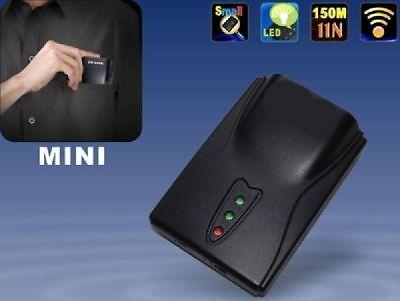 TurMode 150Mbps 802.11n/g/b Mini Wireless Router