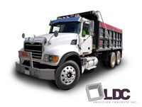 We are looking for an DZ or AZ dump truck driver