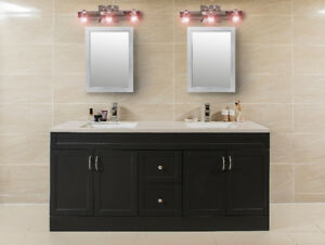 60''Bathroom cabinet wholesale