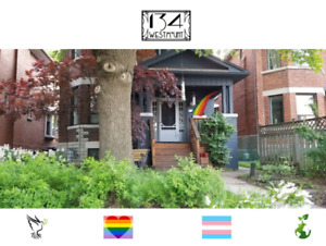 Cheery, modern 2BR in Regal Heights for rent: St. Clair/Dufferin