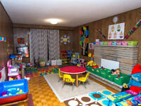 Proffessional Home Daycare in Mississauga,$45 per day Full Time