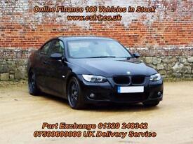 2007 07 BMW 3 SERIES 2.5 325I M SPORT 2D 215 BHP
