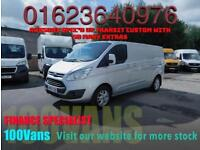 Ford Transit Custom 2.2TDCi 125PS 310 L2 H1 Limited AIR CON CRUISE