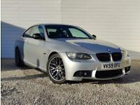 2009 BMW 3 Series 320D M SPORT HIGHLINE Auto Coupe Diesel Automatic