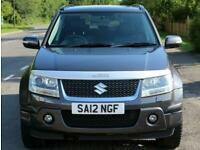 2012 Suzuki Grand Vitara 1.9 DDiS SZ5 5 Door Estate Diesel Manual