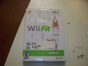 Wii Fit with Booklet