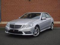 2012 62 Mercedes-Benz E Class 2.1 E220 CDI BlueEfficiency Sport 7G TronicPlus4dr