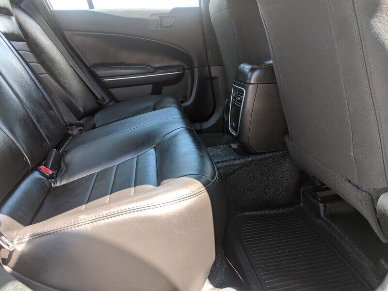 2017 Dodge Charger 5 7l V8 Hemi Police Awd Bluetooth Back