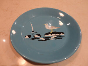 5 Vintage Plates, and a Cup from the 1940's to the 1960's Kitchener / Waterloo Kitchener Area image 6
