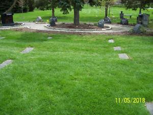 CEMETERY PLOTS in RESTHAVEN MEMORIAL GARDENS