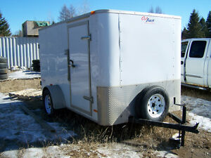 2011 Enclosed Trailer FOR SALE