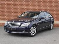 2010 60 Mercedes C Class 2.1 C250 BlueEfficiency Elegance Estate 5dr (Diesel)