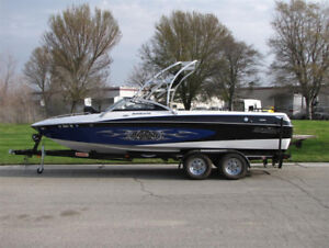 2001 Extreme Direct drive boat trailer