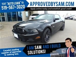 Mustang GT - Apply Now & Drive | Bad Credit Car Loans