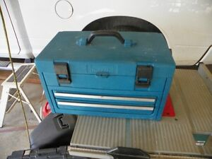 Makita driver and tool box