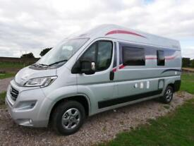 Rimor Horus 38 4 berth luxury camper van MANUAL 2018/68