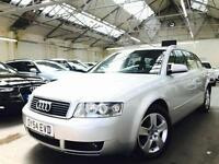 2004 Audi A4 Avant 1.9 TDI SE Estate 5dr Diesel Manual (154 g/km, 115 bhp)