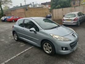 image for 1.4 PEUGEOT 207 PETROL 2011 YEAR 55000 MILES 6 MONTHS NATIONWIDE WARRANTY