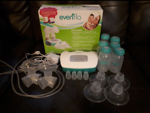 Evenflo Double Breast Pump