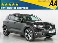 2018 Volvo XC40 2.0 D4 FIRST EDITION AWD 5d AUTO 188 BHP Estate Diesel Automatic