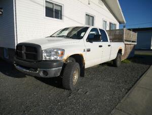 Dodge ram 3500 Cummins diesel