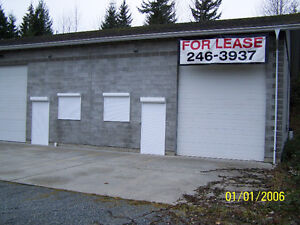 Commercial Warehouse/Heavy Industrial space for lease
