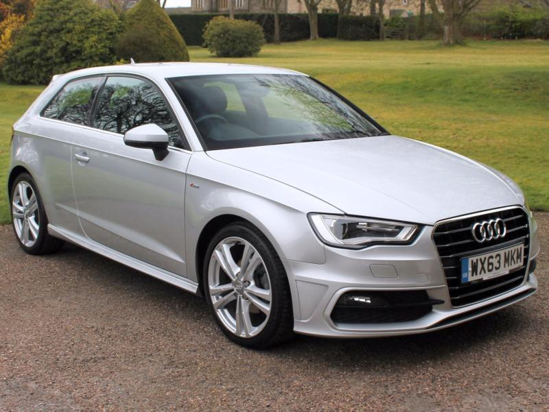 audi a3 1 6tdi 105ps s line 2013 63 in huddersfield west yorkshire gumtree. Black Bedroom Furniture Sets. Home Design Ideas