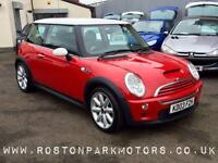 2003 MINI HATCHBACK 1.6 Cooper S good spec new 2017 MOT