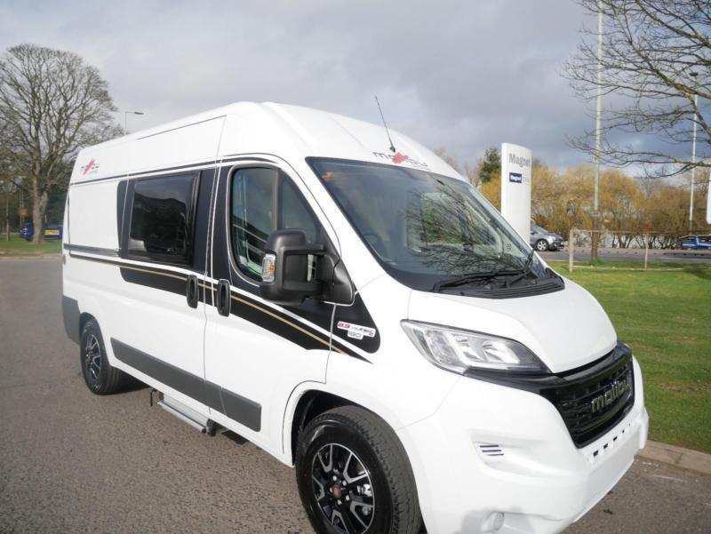 2017 Carthago Malibu 540 2 Berth Van Conversion