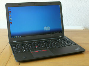 Lenovo Thinkpad E550 with 2  tb hard drive
