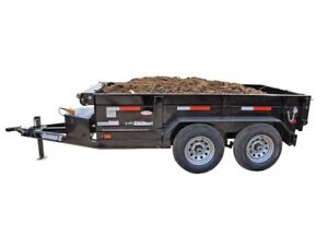 Wanted used dump trailer