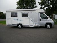 CHAUSSON Welcome 72 4 Berth Motorhome Fiat DUCATO
