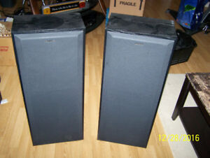 Sony Speakers with center and surround
