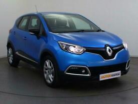 image for 2015 Renault Captur 0.9 TCe ENERGY Dynamique MediaNav (s/s) 5dr SUV Petrol Manua