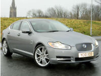 Jaguar XF 3.0TD V6 auto 2010MY Portfolio WITH FULL JAGUAR S/H+20