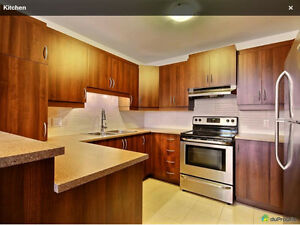 $1280/mth - 1200 sf - 2 bedroom New Condo for Rent (Vaudreuil) West Island Greater Montréal image 5