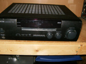 A/V HOME THEATRE RECEIVER