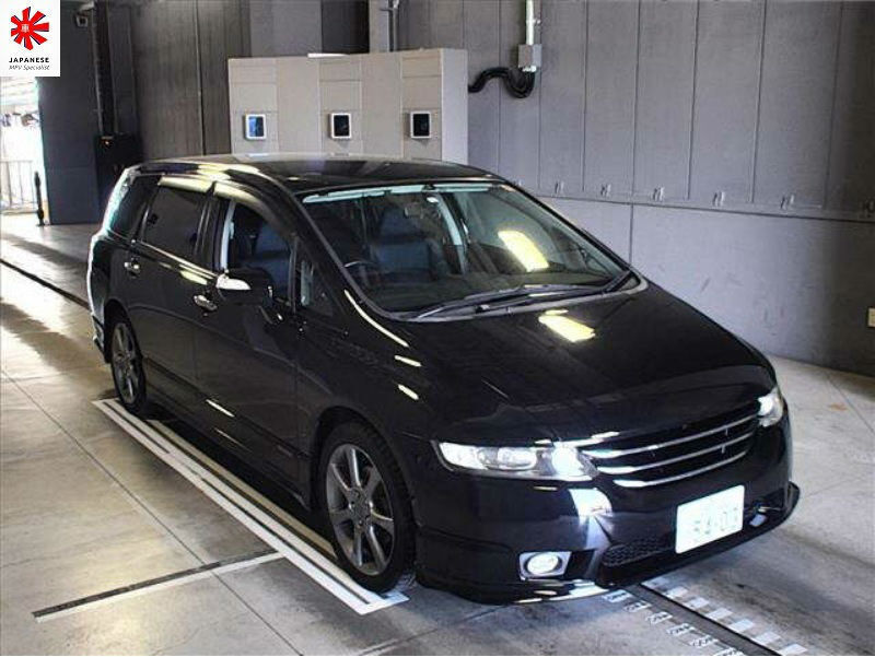 2008 08 Honda Odyssey Absolute 2 4 Automatic 7 Seats